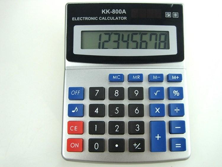 Máy tính bỏ túi KK-800A