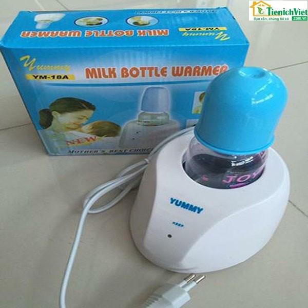 máy hâm sữa yummy