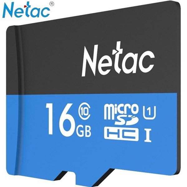 Thẻ nhớ Micro SD Netac 16G