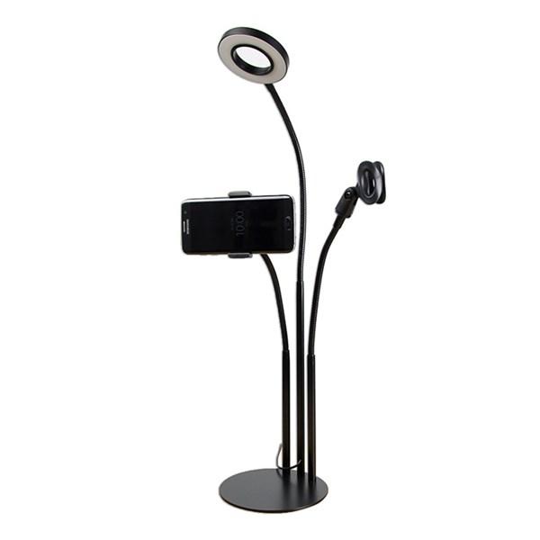 Bộ livestream có đèn