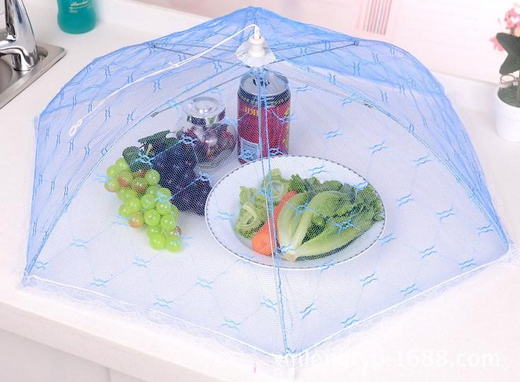 Lồng bàn lưới đựng thức ăn