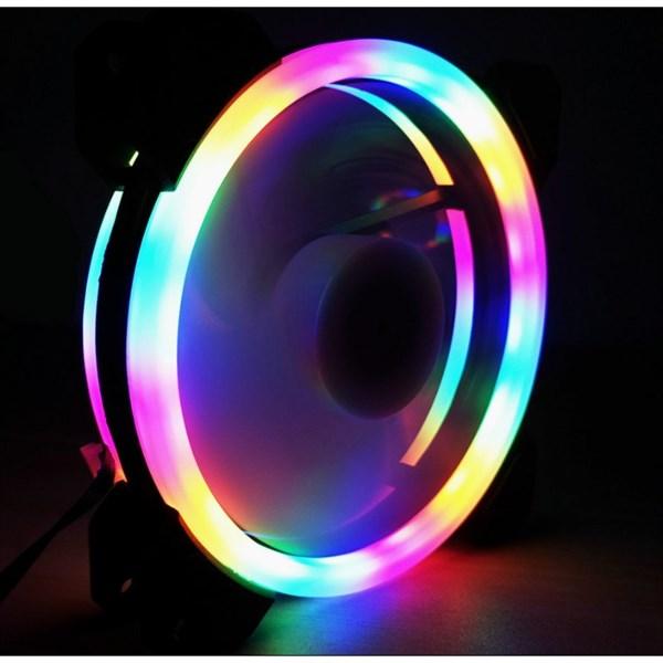 Fan đổi màu RGB 1102