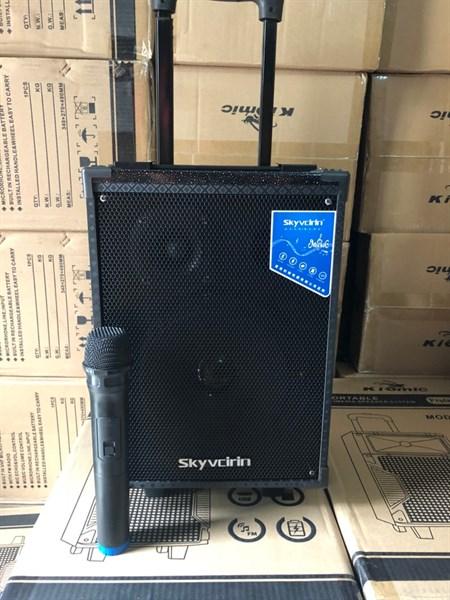 Loa kéo bluetooth Skyvcirin N908
