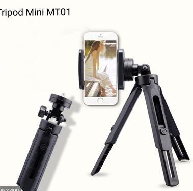 Giá đỡ đt 3 chân tripod support MT01 xoay 360 độ