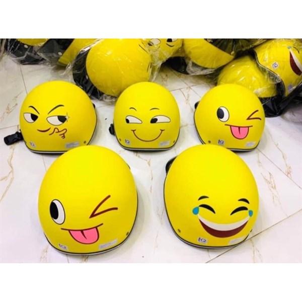 Nón bảo hiểm cảm xúc Emoji