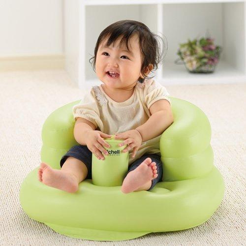 Ghế hơi cho bé tập ngồi