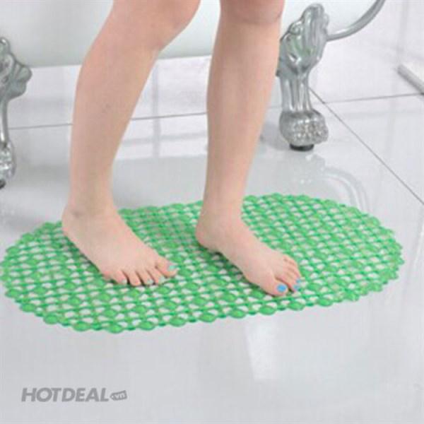 thảm chống trơn trượt nhà tắm