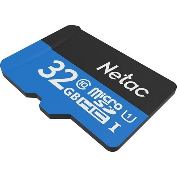 Thẻ nhớ Micro USB Netac Red 32Gb