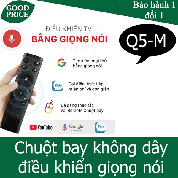 Remote chuột bay Q5