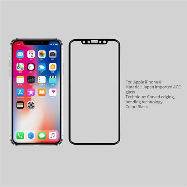 Cường lực 3D 2 mặt full màn hình Iphone X