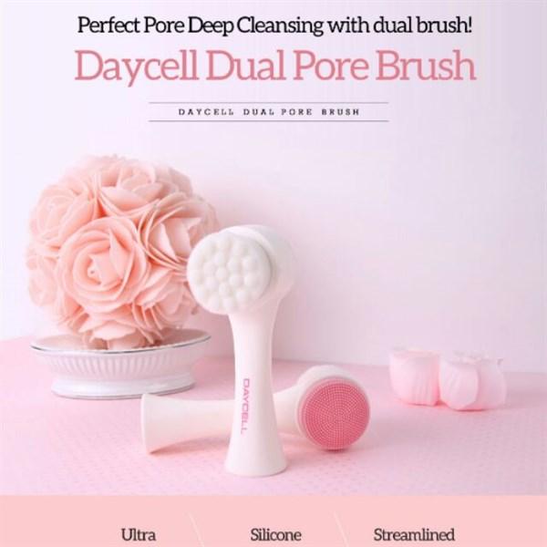 Cây rửa mặt 2 đầu Cleasing Brush