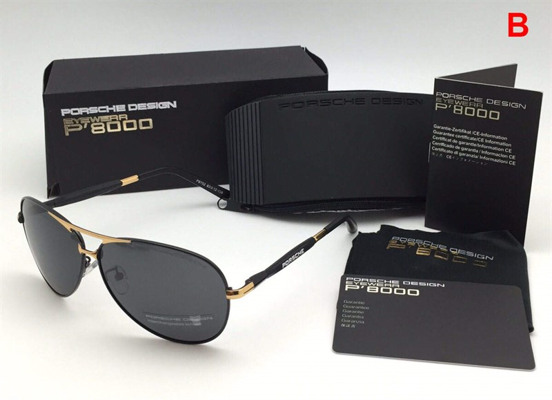 Mắt kính Porsche P8000 hộp đẹp