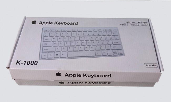 Bàn phím Apple K1000