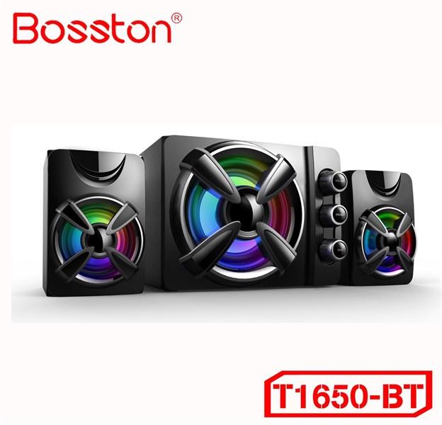 Loa vi tính bluetooth boston T1650-BT