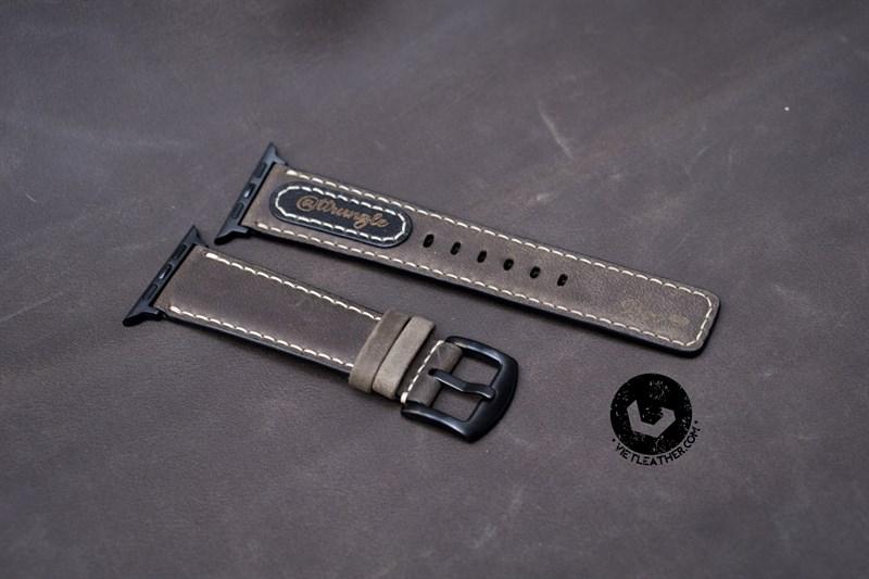 Combo dây đồng hồ Apple Watch (kèm adapter + khóa kim)