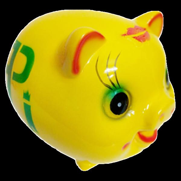 Lợn sứ to 40k (híp,cười,dài)