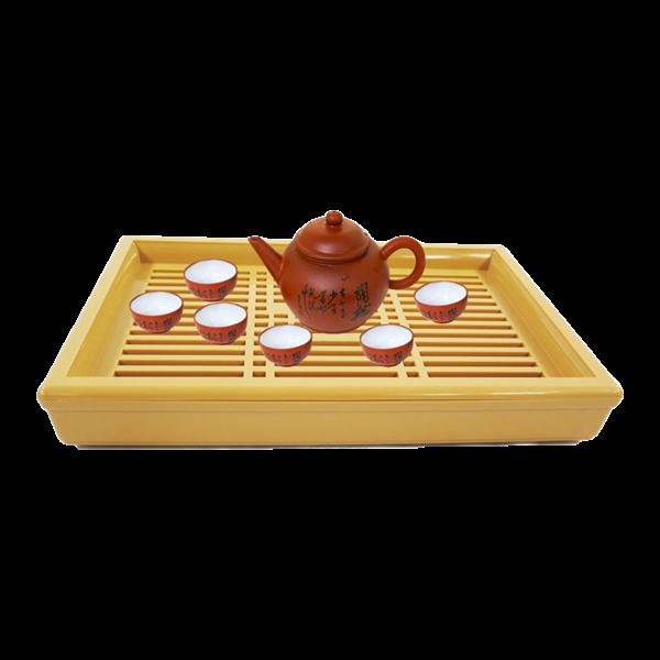 Khay trà vuông 5676 + 5677