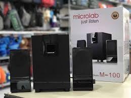 Loa microlab 2.1 M-100 ( mua về )