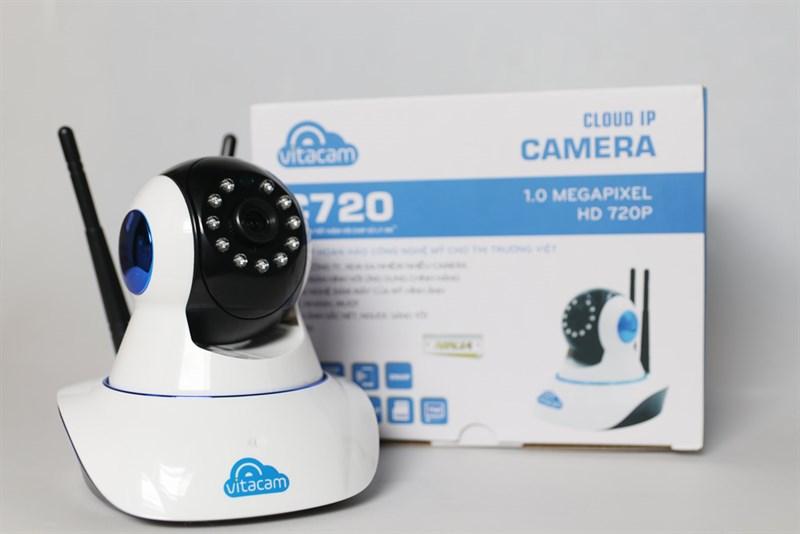 camera wifi vitacam c720 Pro 2M