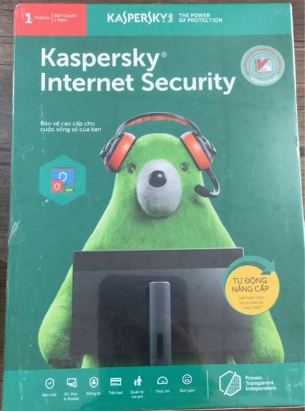diệt virus kis internet 1pc ( mua về )