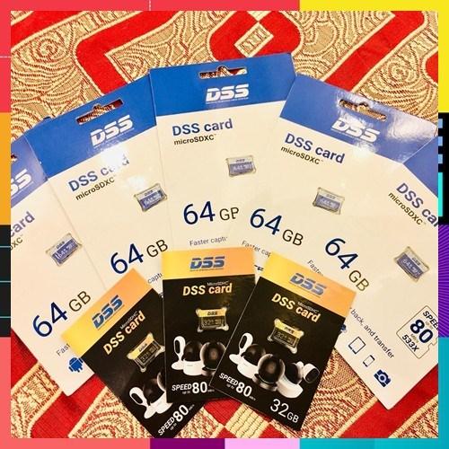 Thẻ nhớ Dahua DSS 64Gb chuyên camera