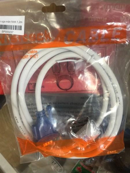 Cable vga màn hình 1,2m