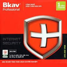 phần mềm diệt virus bkav pro