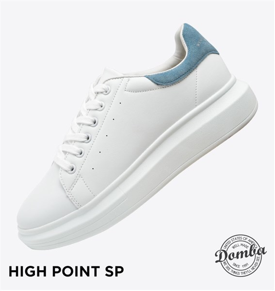 Domba Highpoint2 Nhung Blue H-9012 225