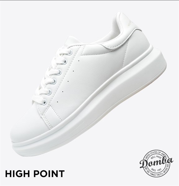 Domba Highpoint White H-9115 215