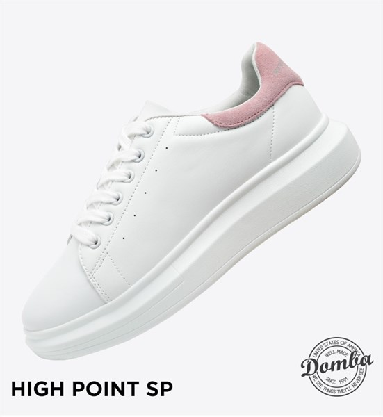Domba Highpoint2 Nhung Pink H-9013 230