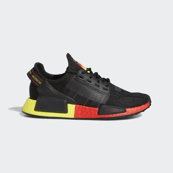 NMD R1 V2 Core Black / Carbon / Red FY6630