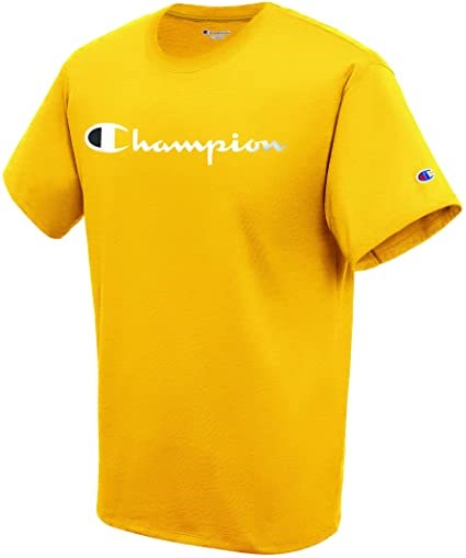 Champion GT23 Yellow logo in