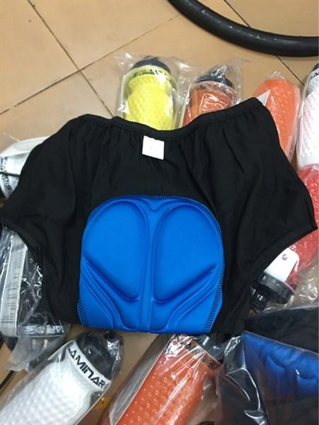 Quần lót bỉm mặc trong - SPONG - màu đen - XL - XL - Đen (chiếc)