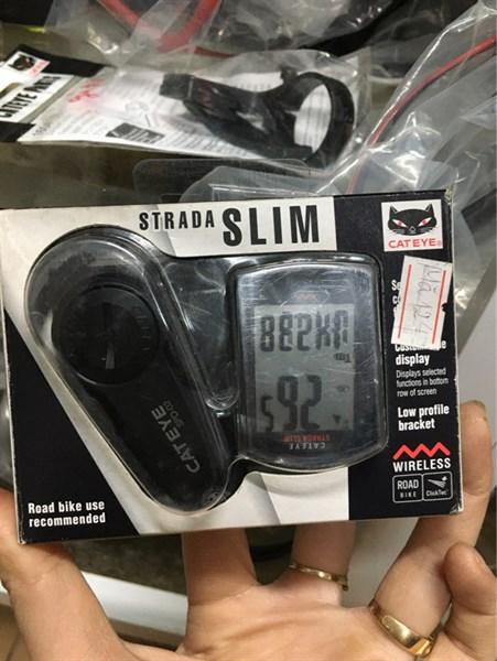 Đồng hồ Cateye Strada Slim (Chiếc)