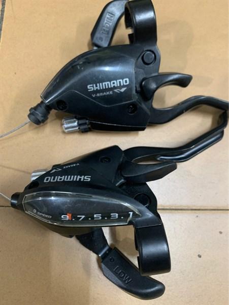 Tay Đề 9s Shimano Malaysia EF510 (bộ)