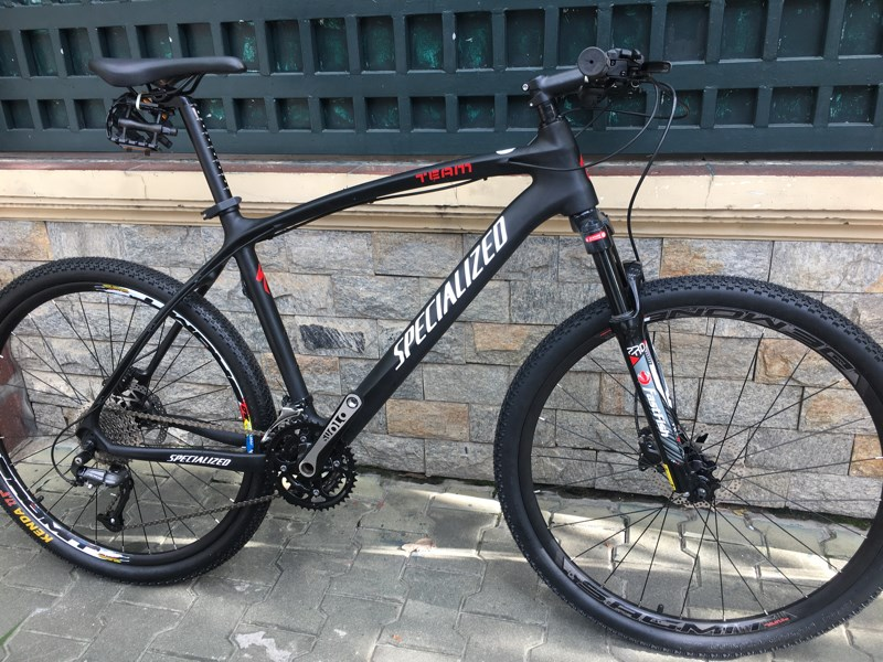 SPECIALIZED-27.5 MTB CARBON (chiếc)