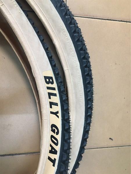 Lốp Billy 26 x2.10 tanh mềm gấp gọn (đôi)
