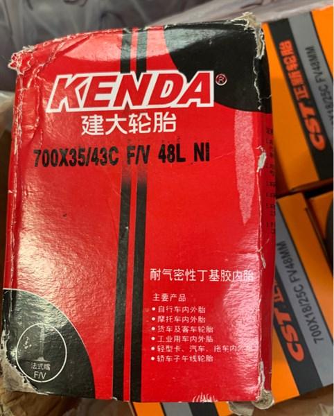 Săm Kenda 700x35/43c Hộp - 48L (chiếc/hộp)