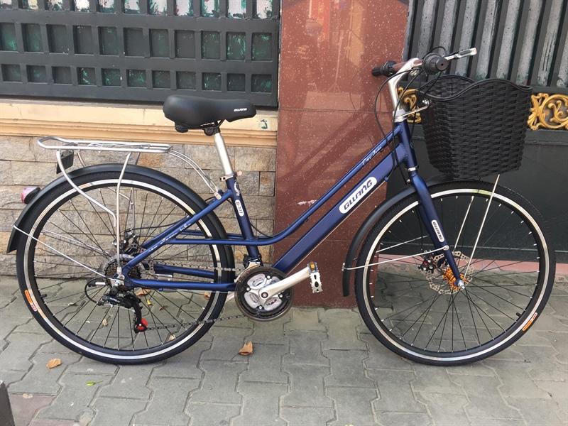 Xe Mini QLLANG - Nhôm - Màu Xanh - SP001140 (chiếc)