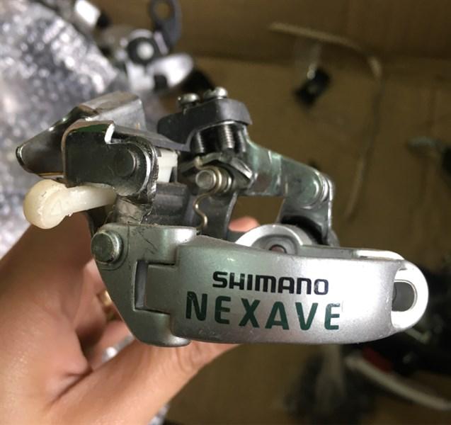 Gạt Đĩa Shimano Nexave 31.8 (Chiếc)