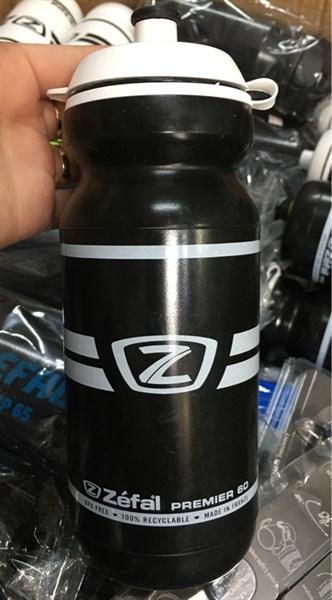 Bình nước Zefal Premium - Đen Trắng - 550ml (chiếc)