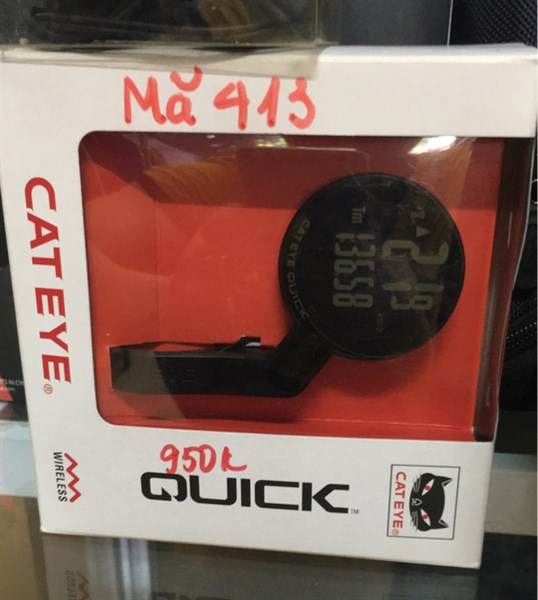Đồng hồ Cateye Quick RS100w ko dây (Chiếc)