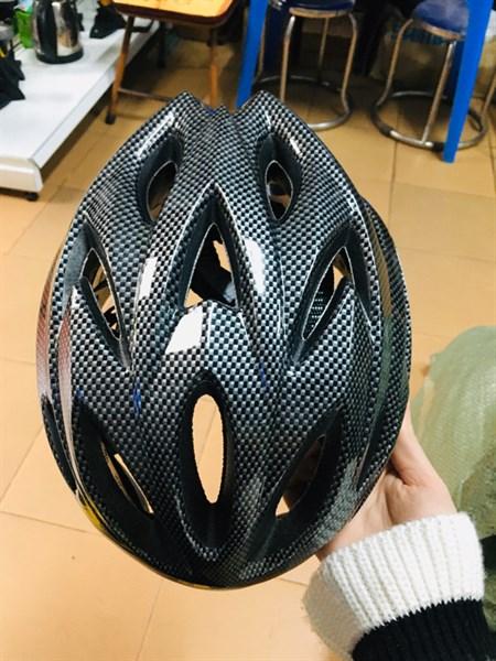 Mũ Vân Carbon Đen (Chiếc)