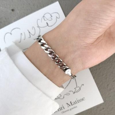 Cuban Flat Chain Bracelet