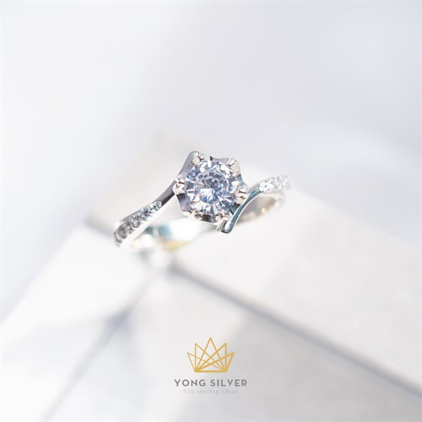Procyon Star Diamond Ring