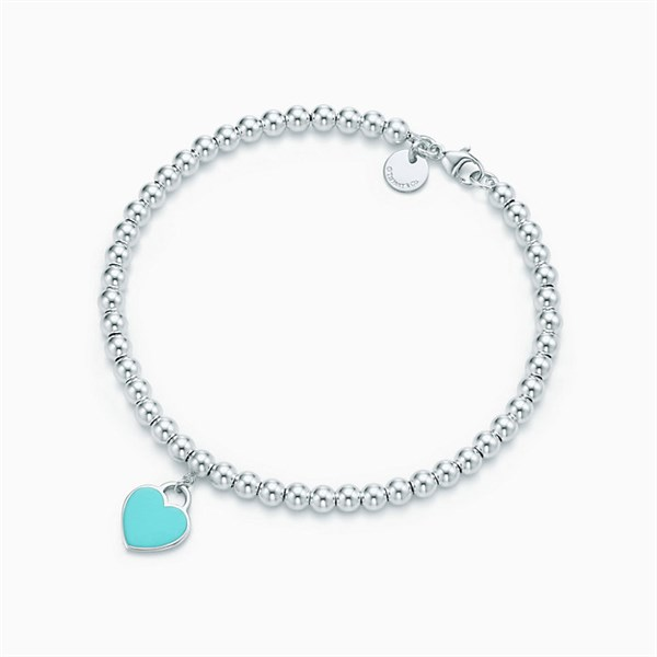 Tiffany & Co Blue Heart