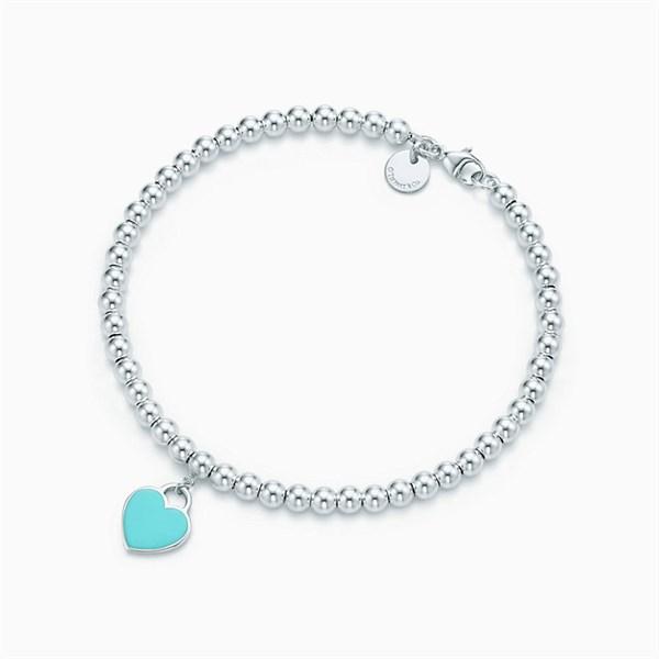 Tiffany & Co Blue Heart