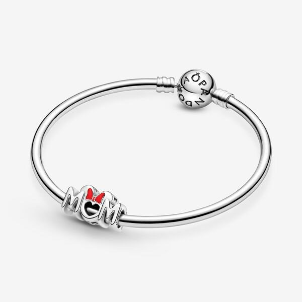 Disney Minnie Mouse Bow & Mum Charm
