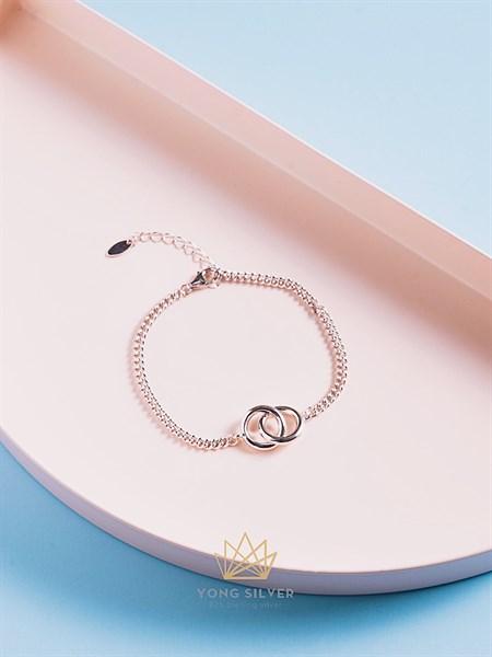 Circle In Circle Bracelet