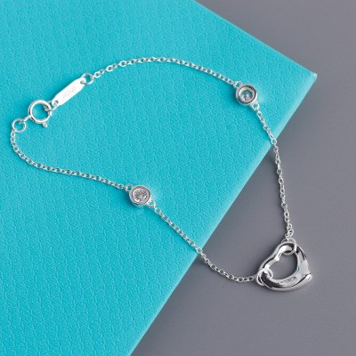 Tiffany Open Heart Bracelet